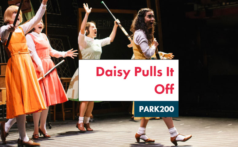 Thumbnail Banner for Daisy Pulls it Off at the Park Theatre