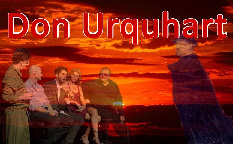 Thumbnail Don Urquhart Red Sky Lenin Cast of Play Red Dawn