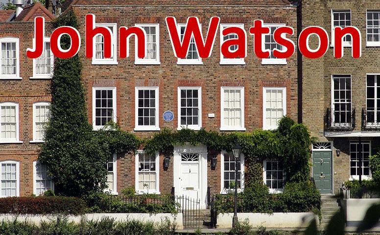 Thumbnail John Watson London House