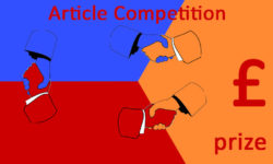 Thumbnail for cross party thinking article competition define the new politics handshakes £ Prize