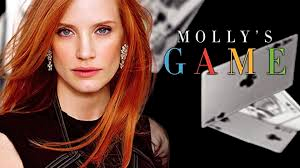 Molly's Game A film by Aaron Sorkin