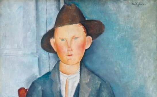 Issue 137: 2018 01 18: Modigliani At the Tate Modern