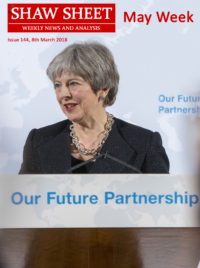 Cover Page Issue 144 May Week