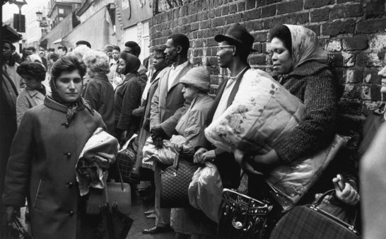 NHS Parking & Windrush Exercise of Judgement