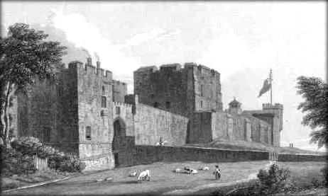Camelot in Carlisle Who was Arthur?