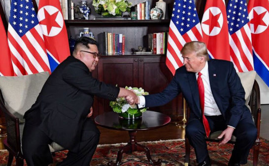 The Singapore Summit And the Absent Giant