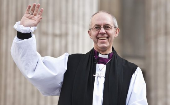 A Turbulent Priest? Keep speaking, Welby