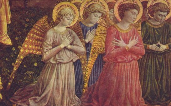 """Issue 183: 2018 12 20: """"And on Earth Peace"""" Sing, angels, sing!"""